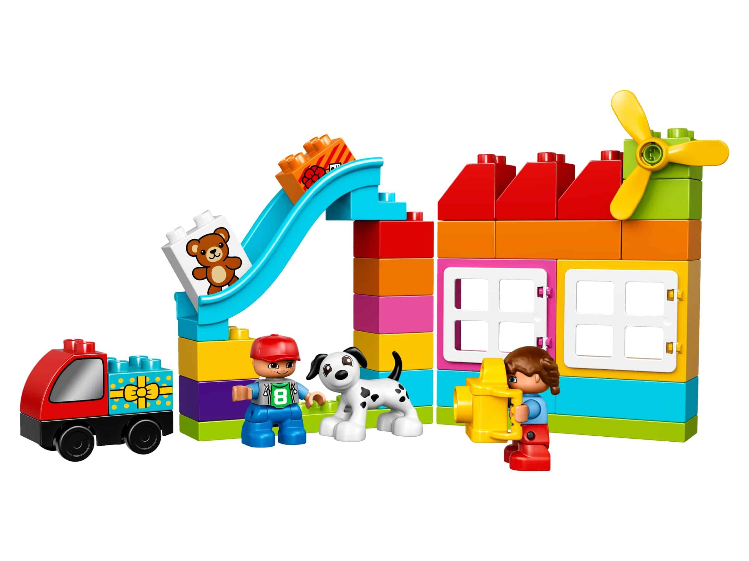 duplo 10820 kreativ byggekurv