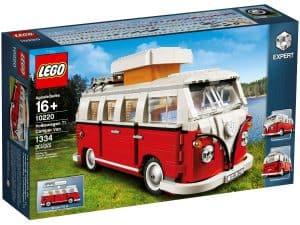 lego 10220 volkswagen t1 folkevognbuss