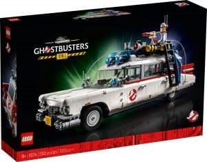 lego 10274 ghostbusters ecto 1