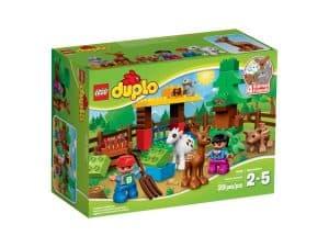 lego 10582 skog dyr