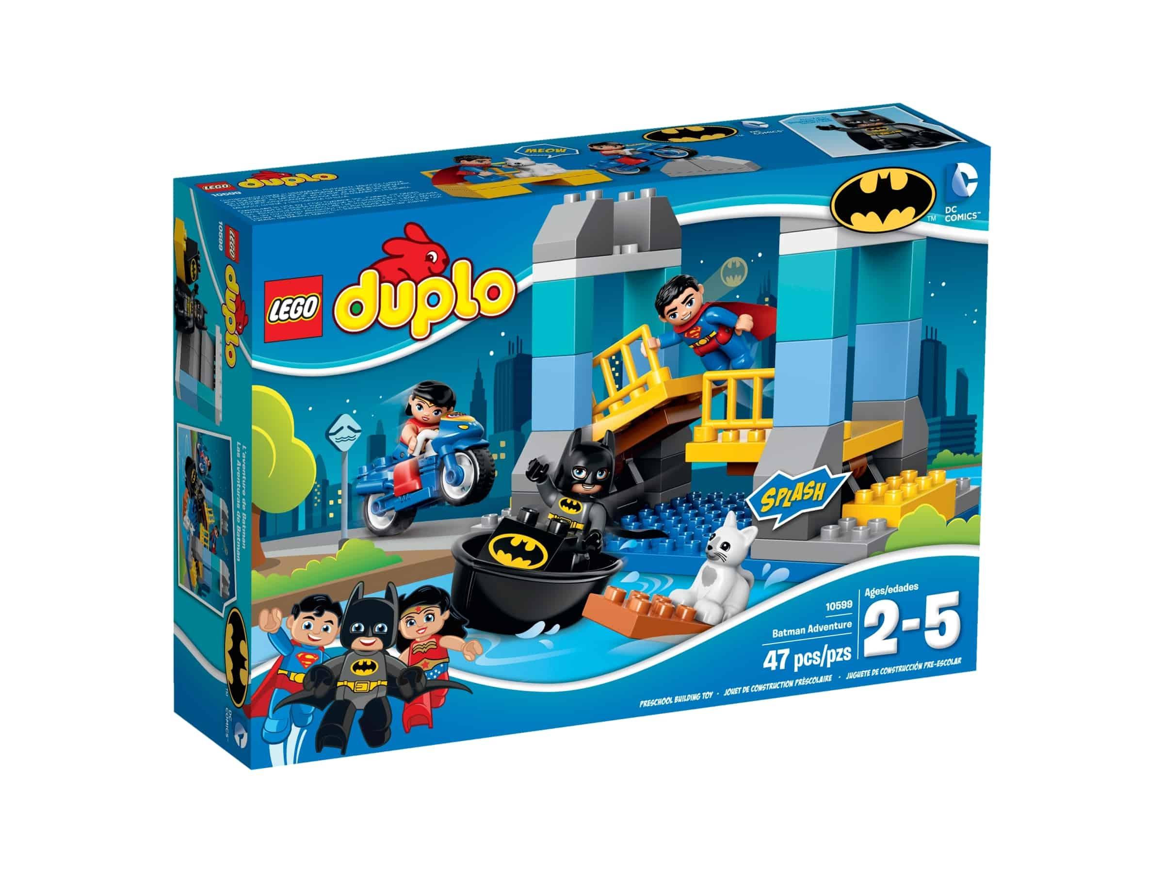 lego 10599 batmans eventyr