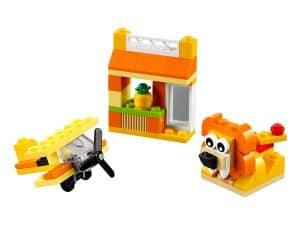 lego 10709 oransje kreativitetsboks