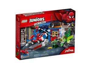 lego 10754 spider man mot scorpion