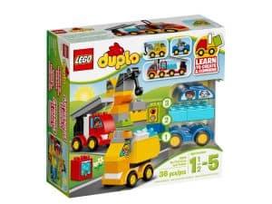 lego 10816 mine forste biler og lastebiler