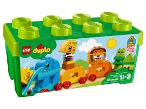 lego 10863 min forste boks med dyr