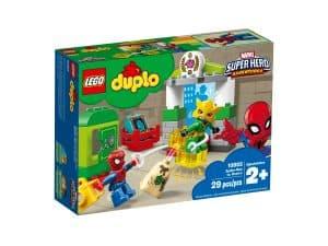 lego 10893 spider man mot electro