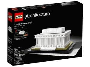 lego 21022 lincoln monumentet