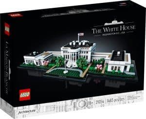 lego 21054 det hvite hus
