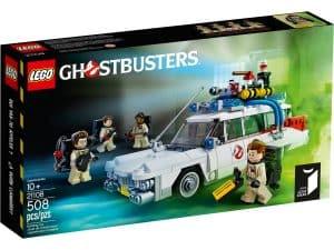lego 21108 ghostbusters ecto 1