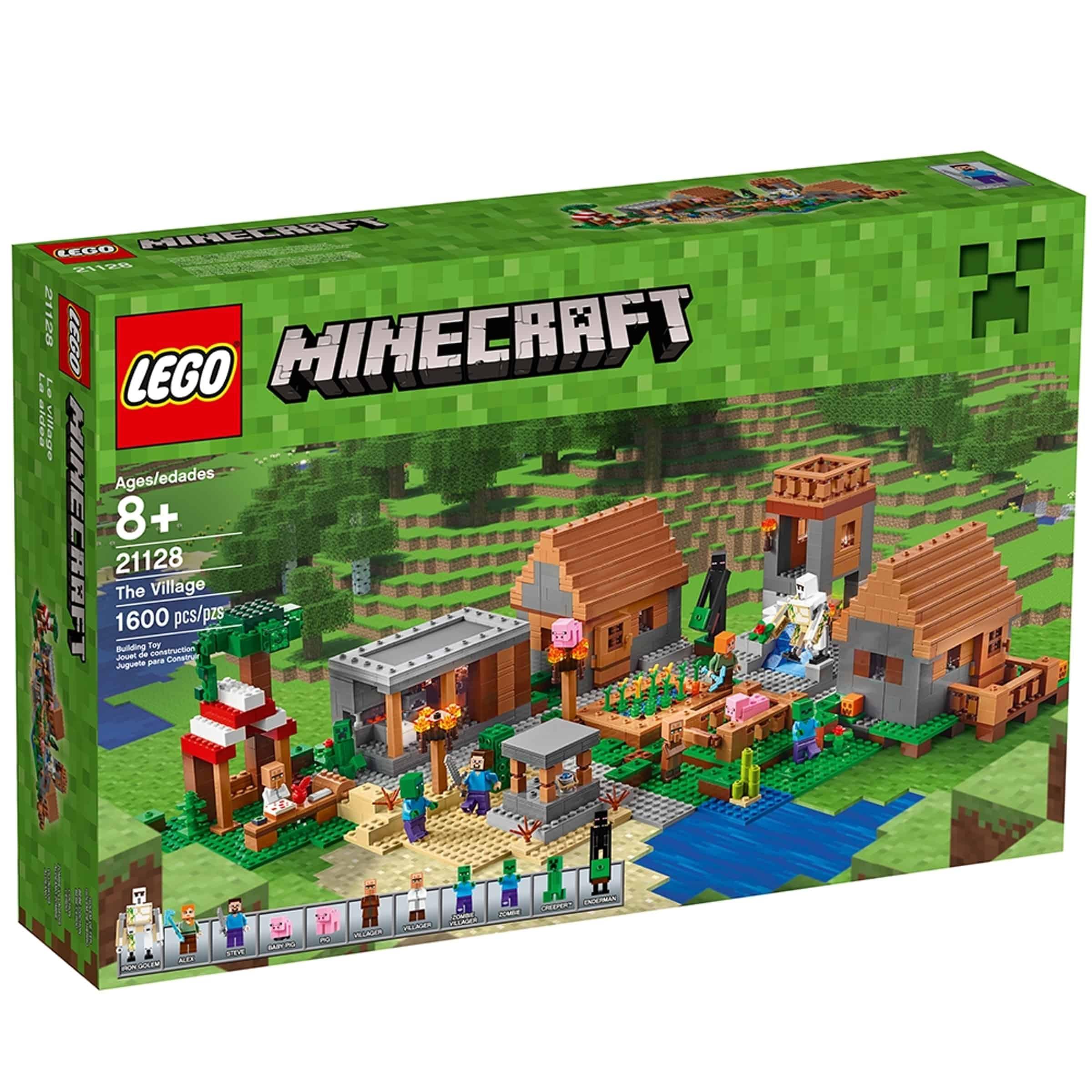 lego 21128 landsbyen