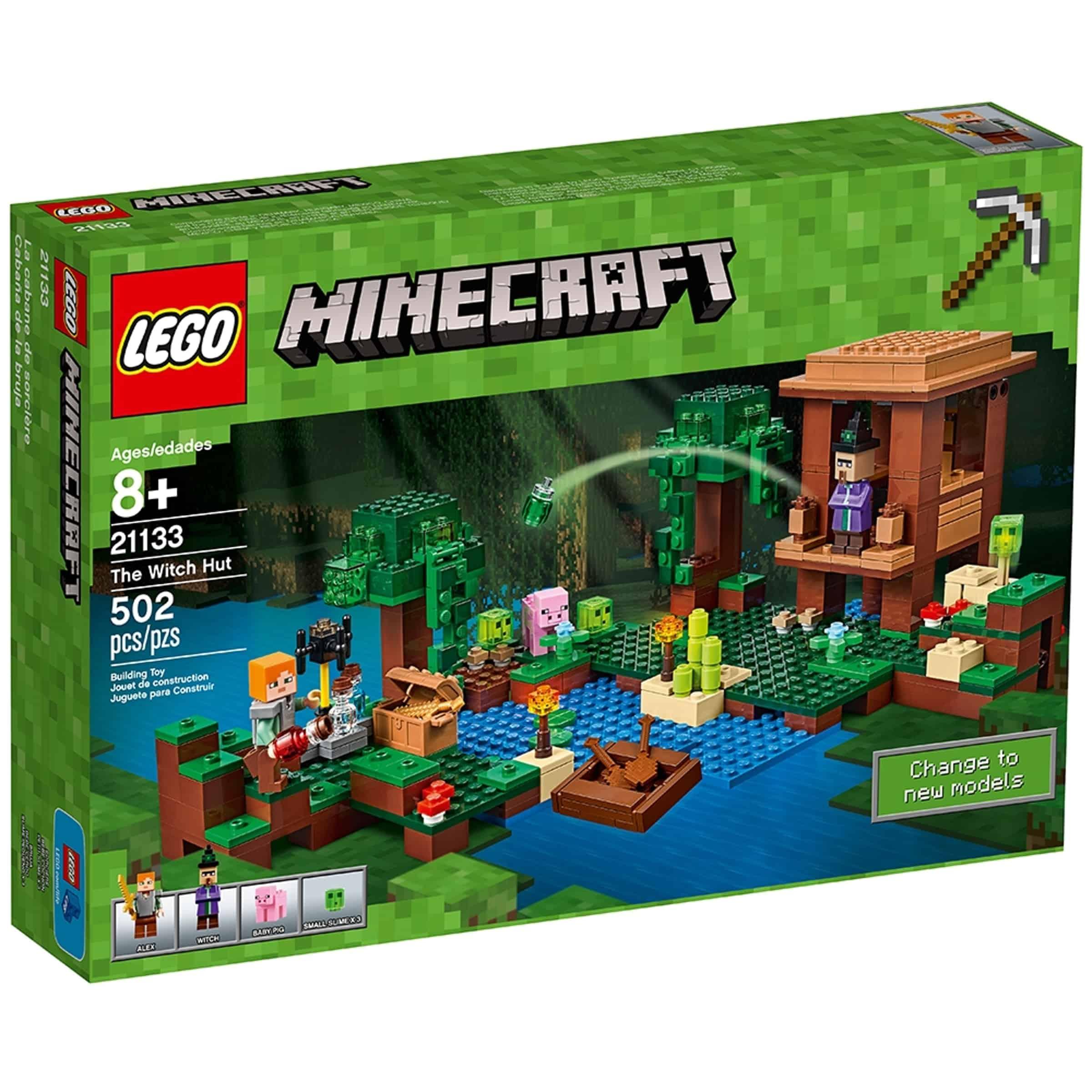 lego 21133 heksens hus