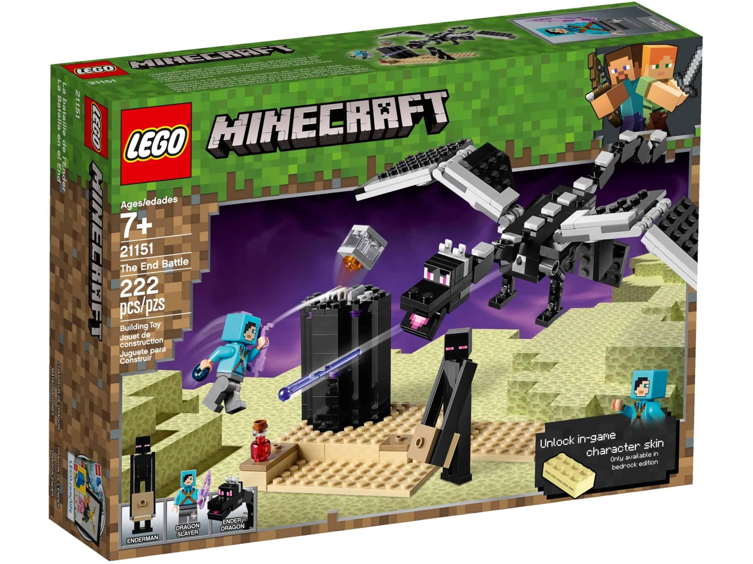 lego 21151 oppgjor i the end