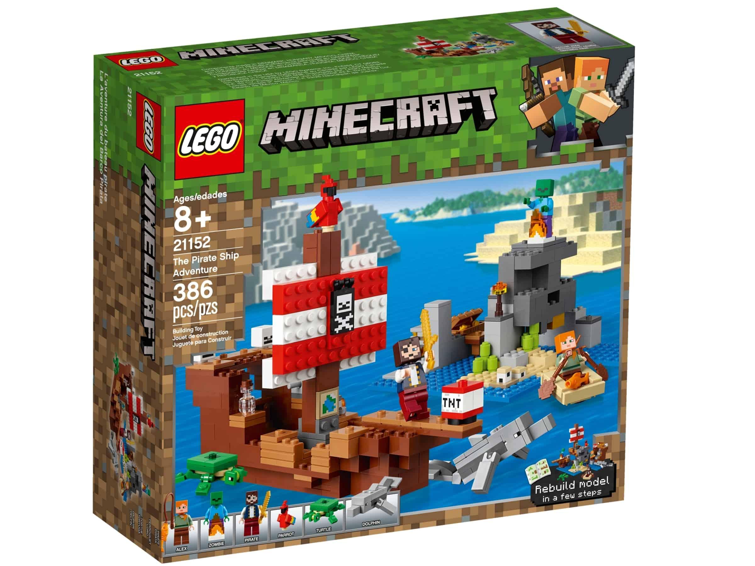 lego 21152 eventyr med sjoroverskip
