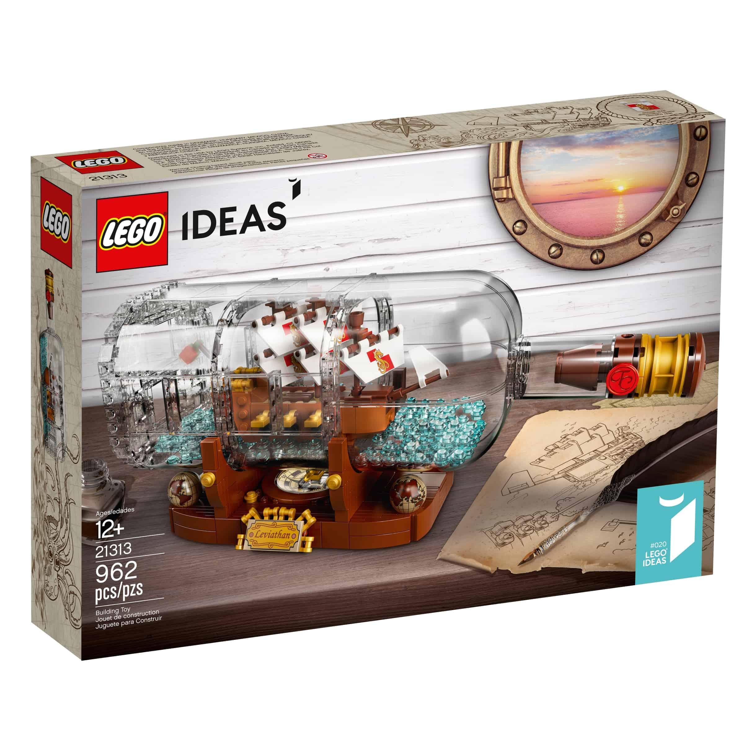 lego 21313 flaskeskip