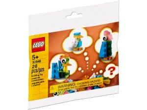 lego 30548 bygg dine egne fugler gjor det personlig