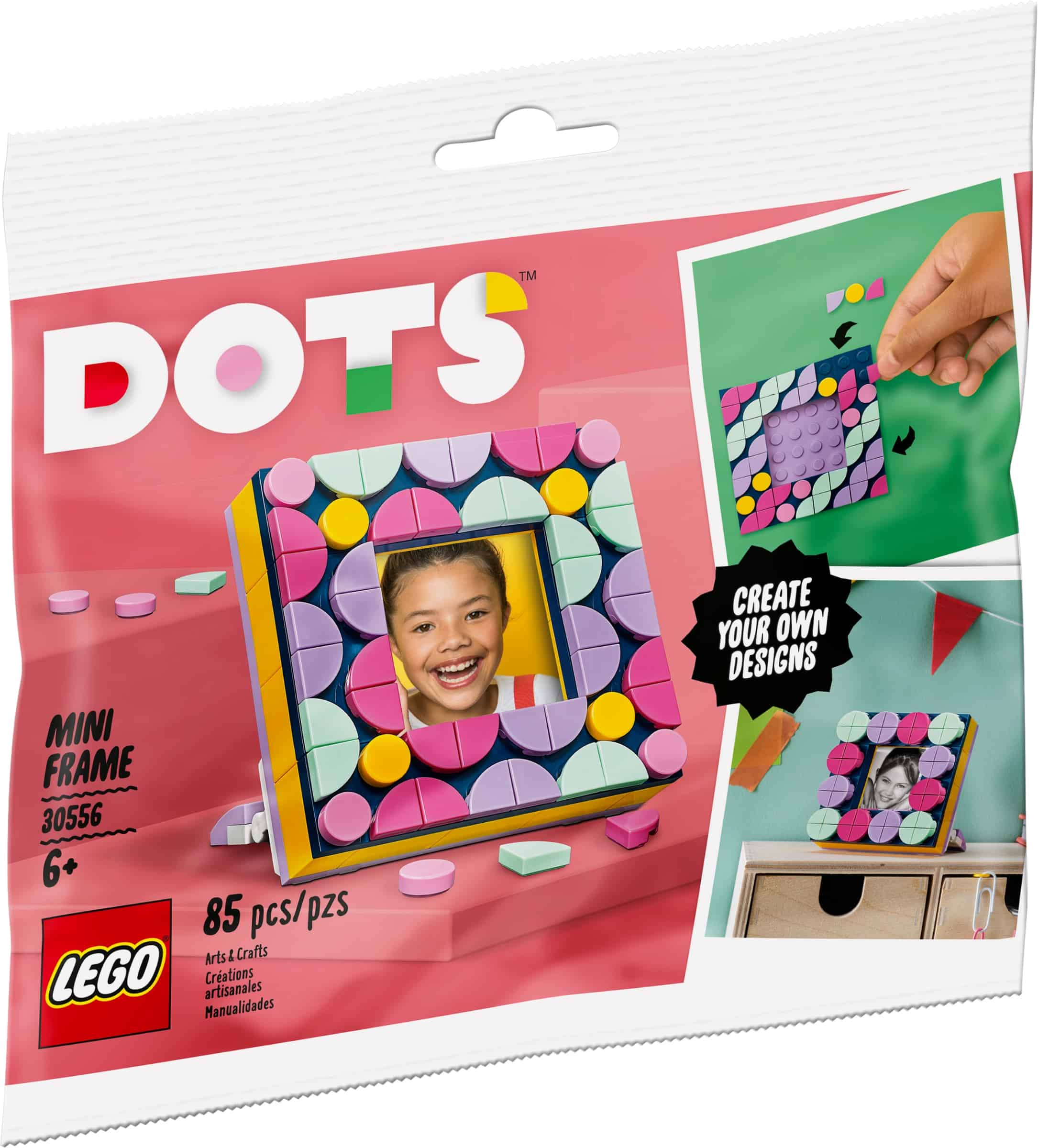 lego 30556 dots miniramme