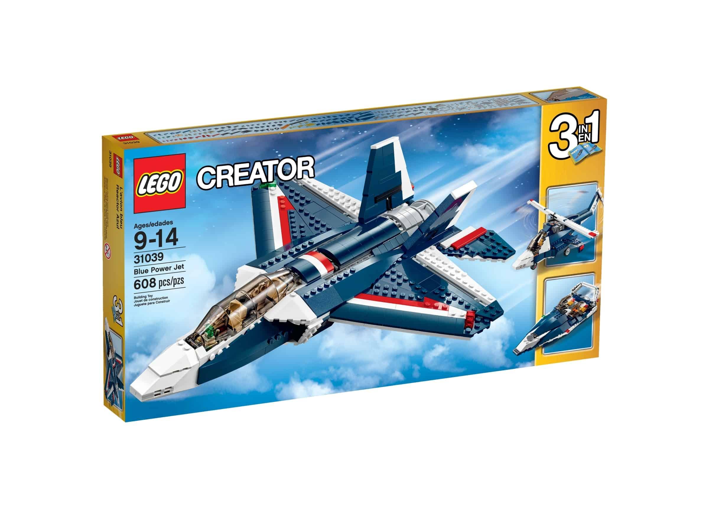 lego 31039 blatt jagerfly