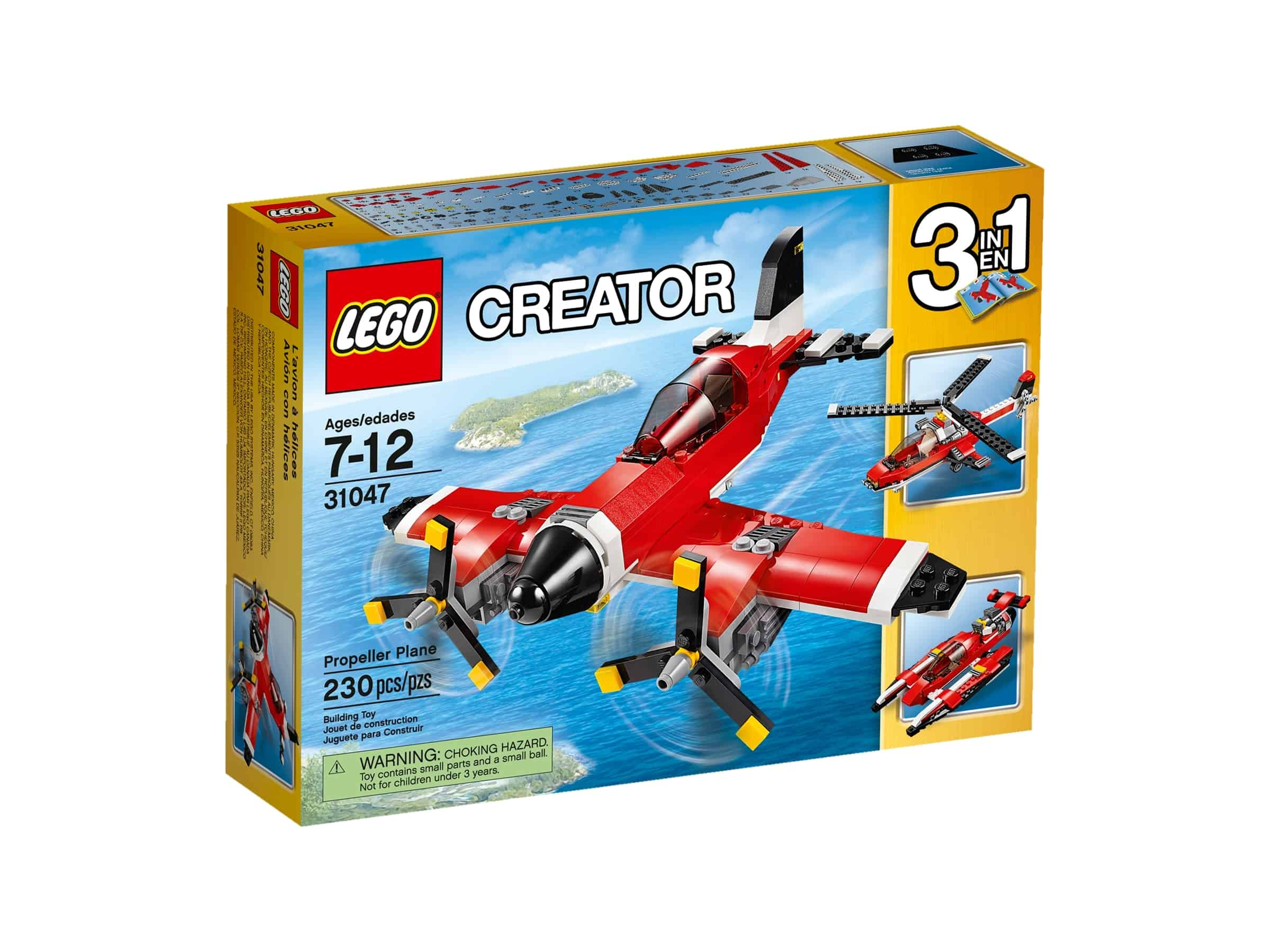 lego 31047 propellfly