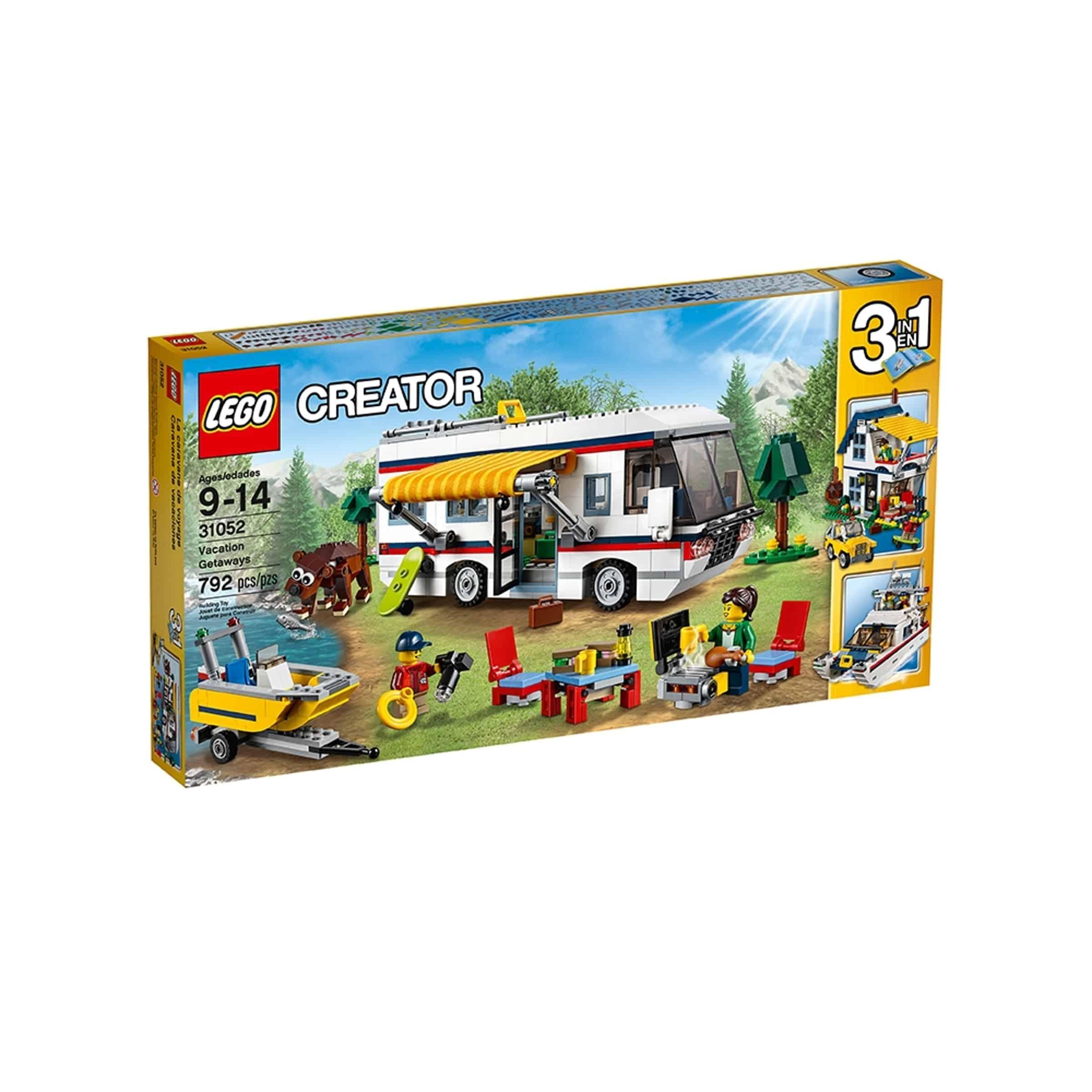 lego 31052 allsidig ferie