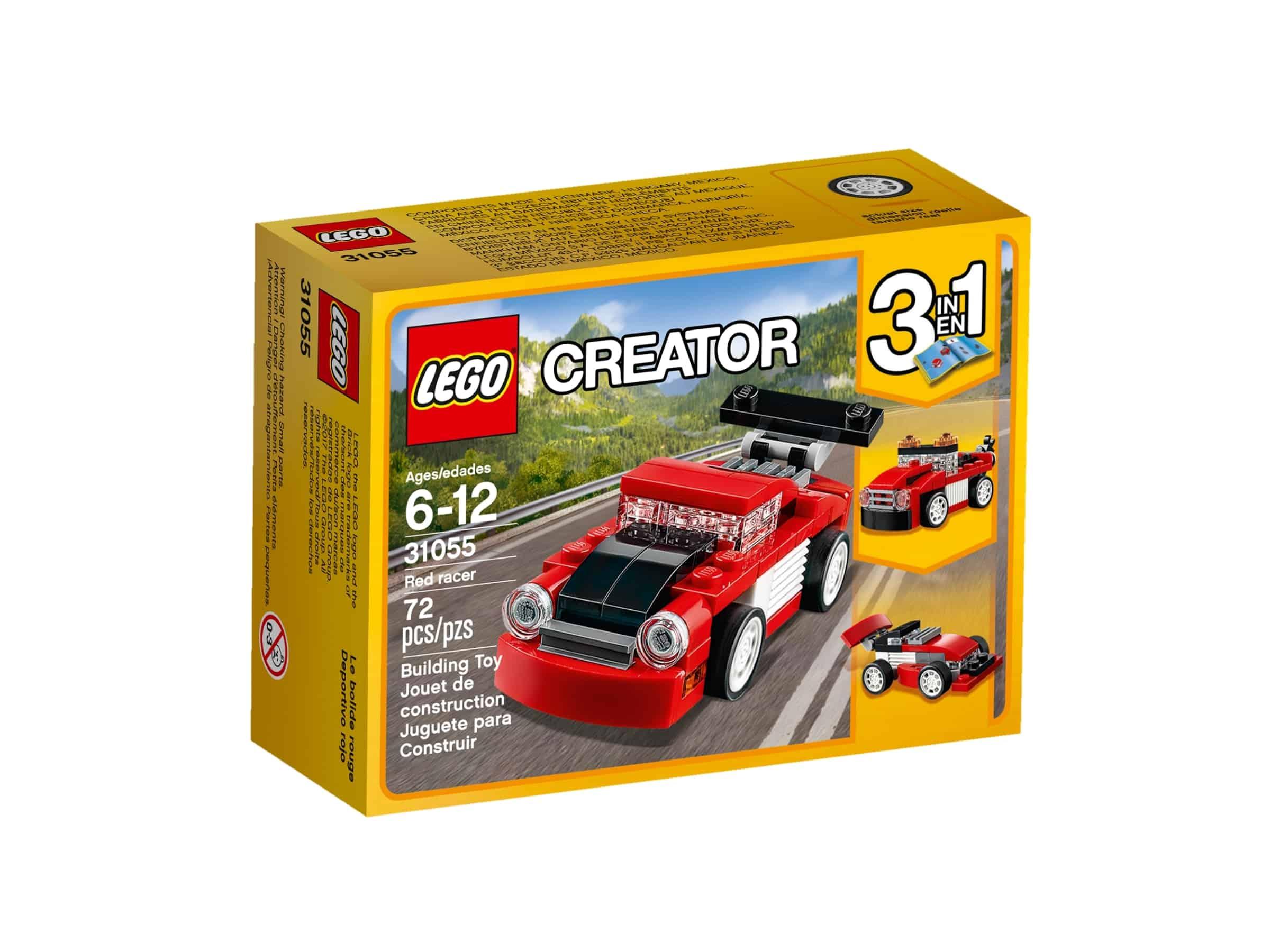 lego 31055 rod racerbil