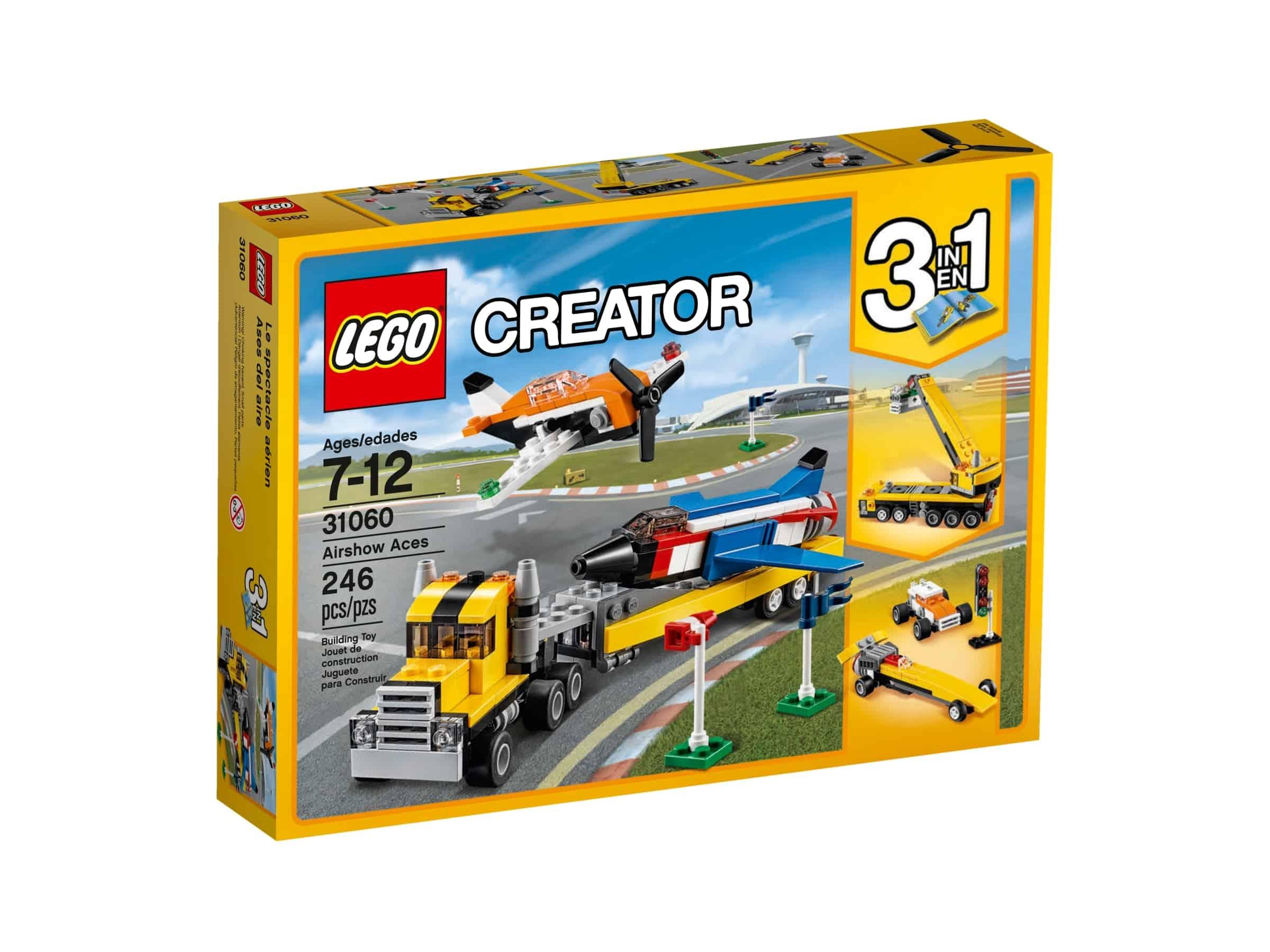 lego 31060 flyshow