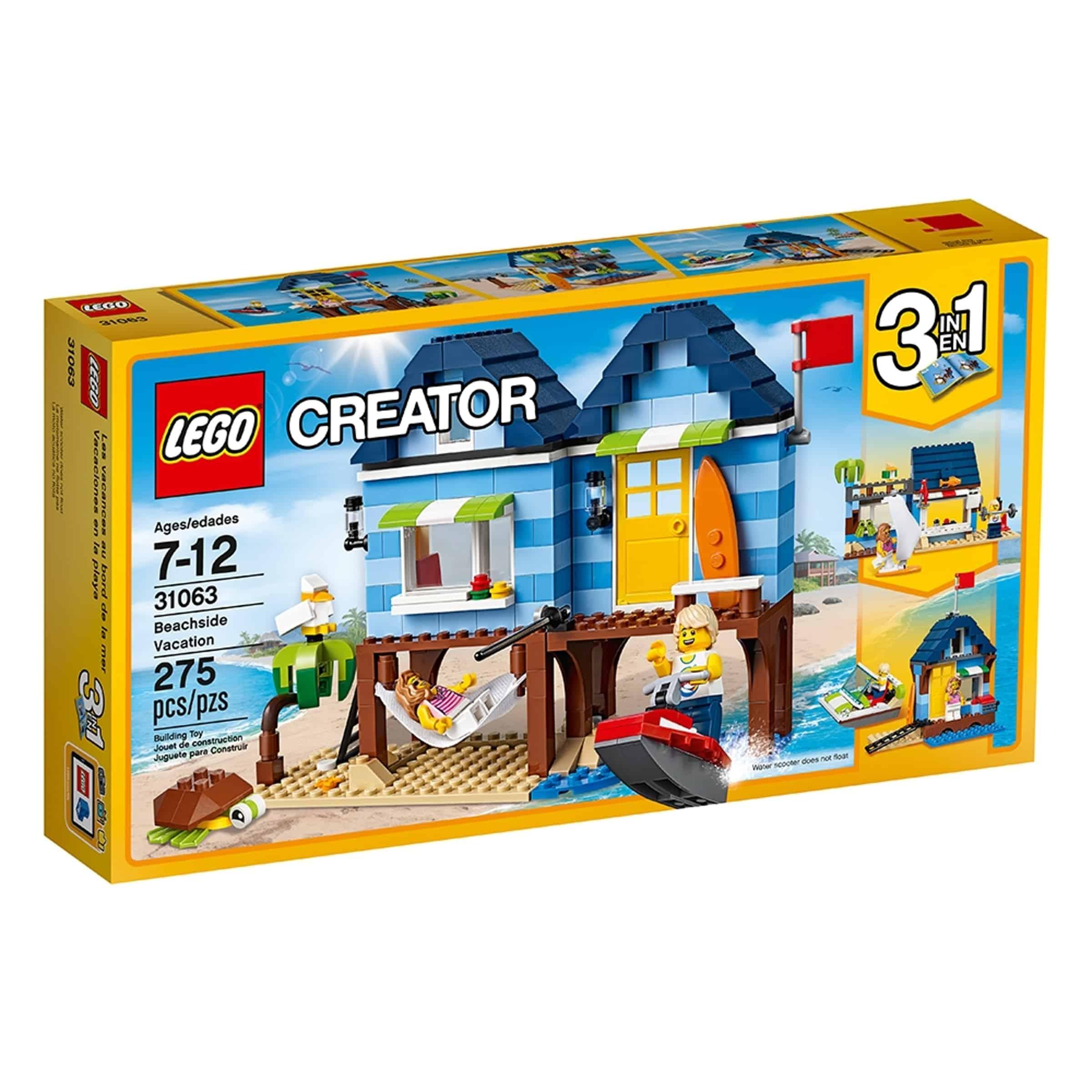 lego 31063 strandhus