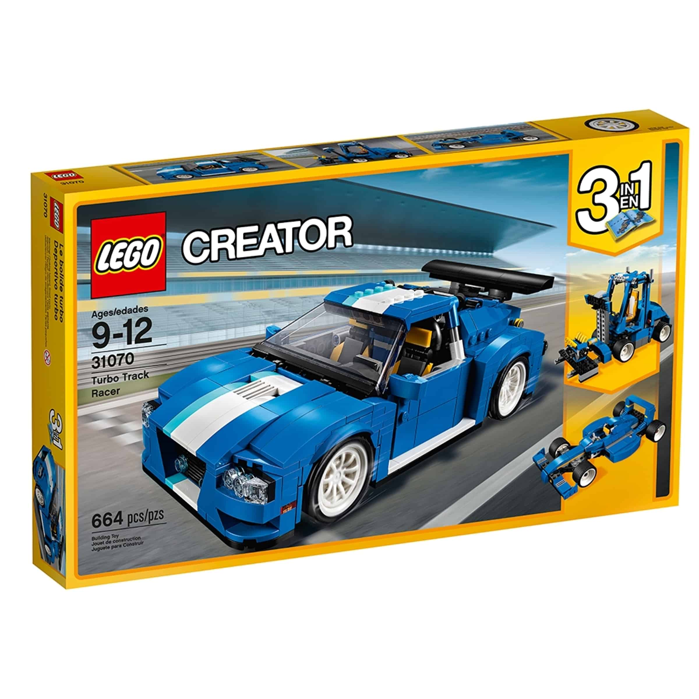 lego 31070 turboracer