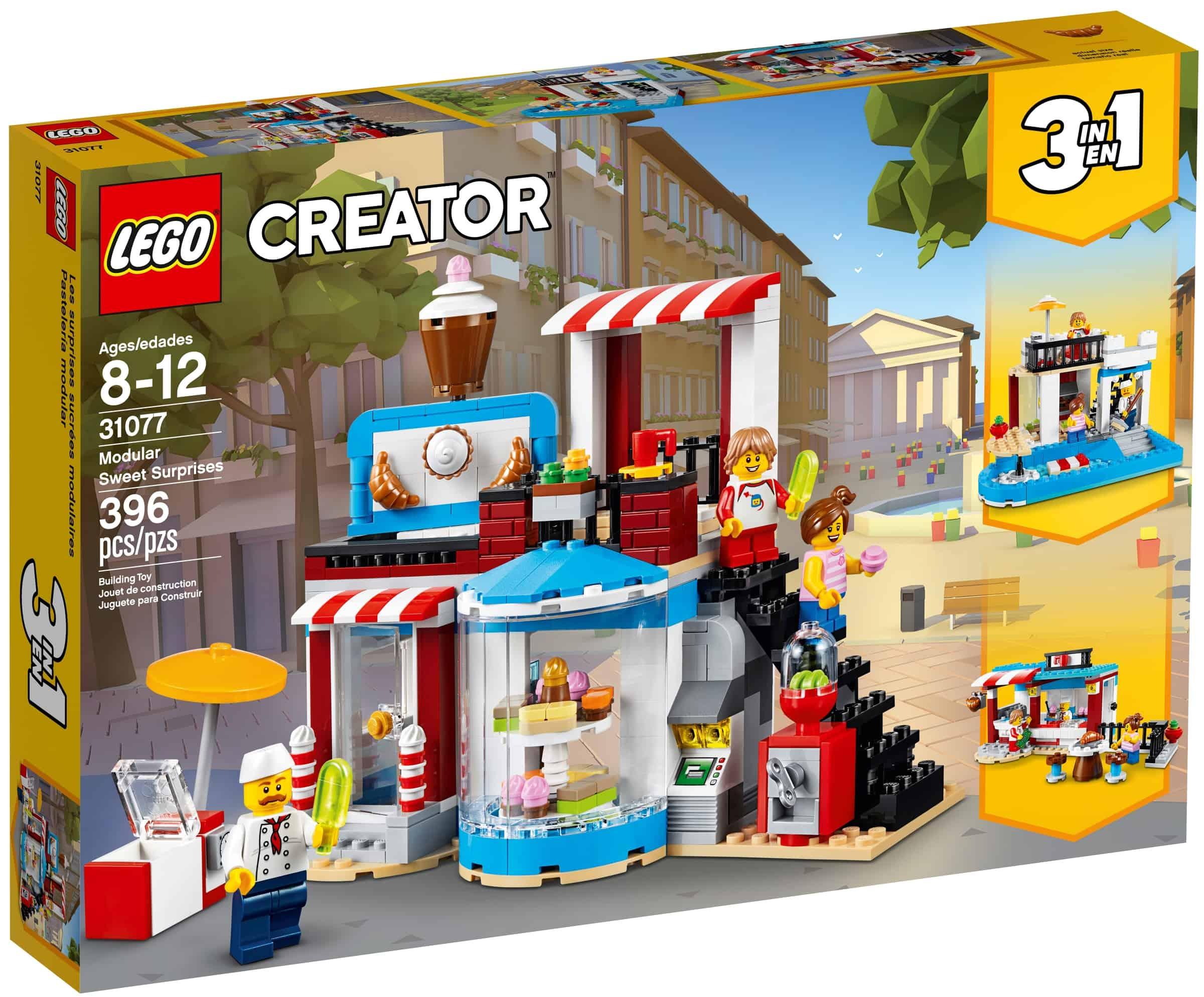 lego 31077 sote overraskelser