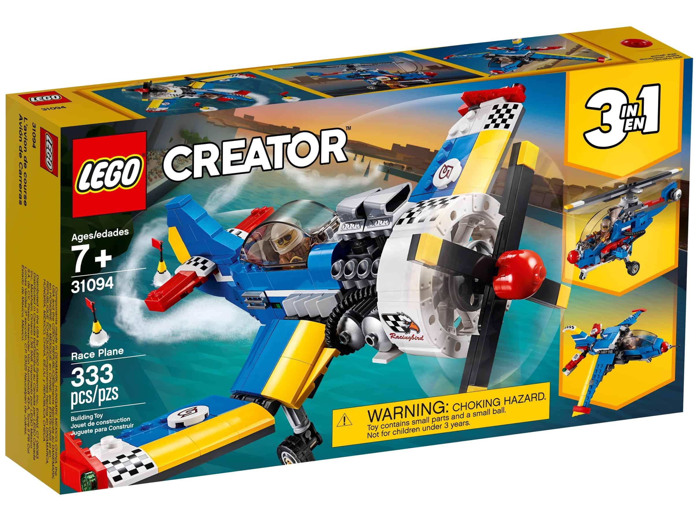 lego 31094 konkurransefly