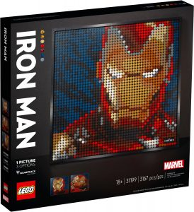 lego 31199 marvel studios iron man