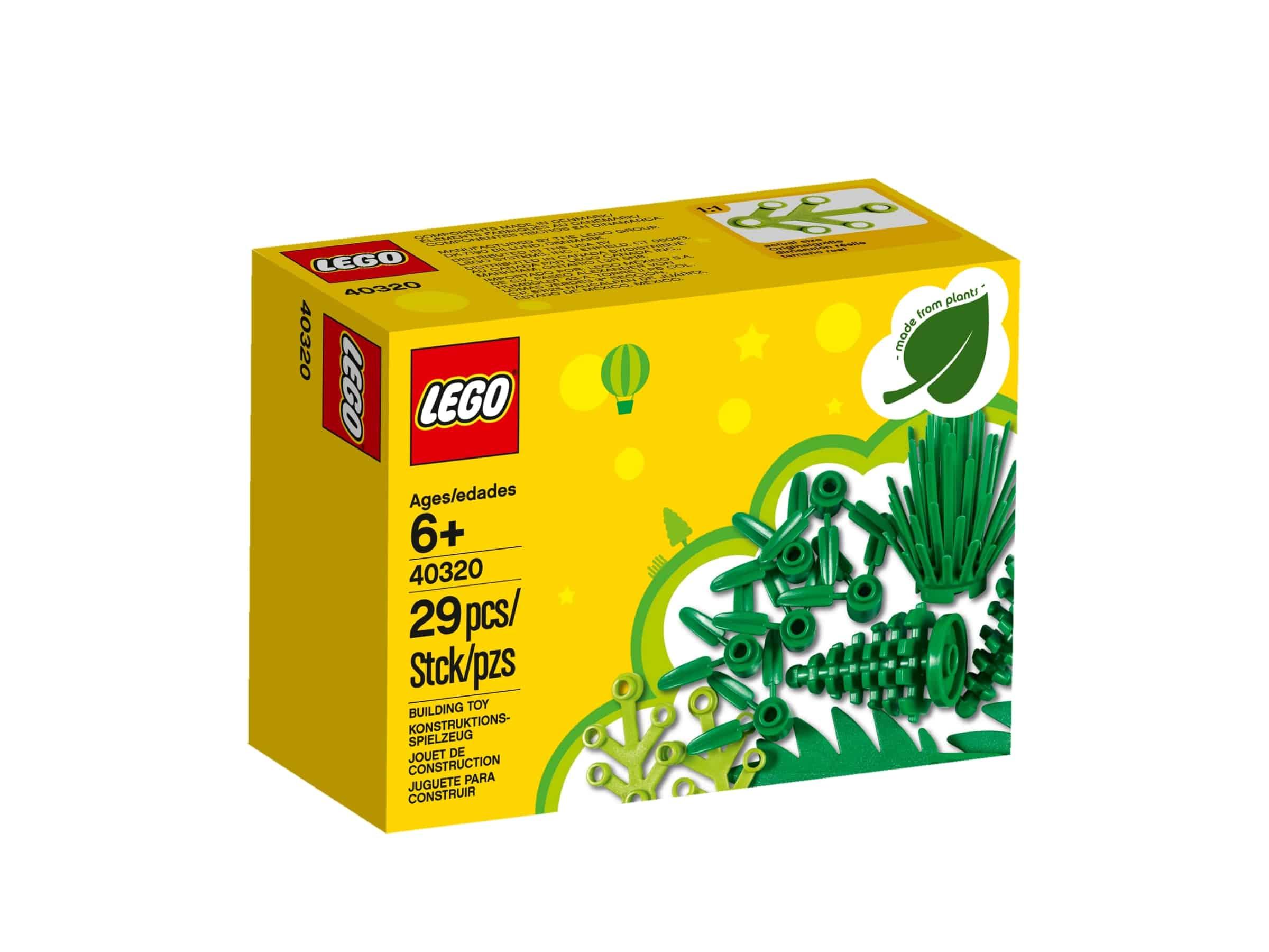 lego 40320 planter av planter