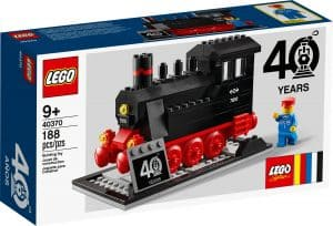 lego 40370 tog 40 arsjubileum sett