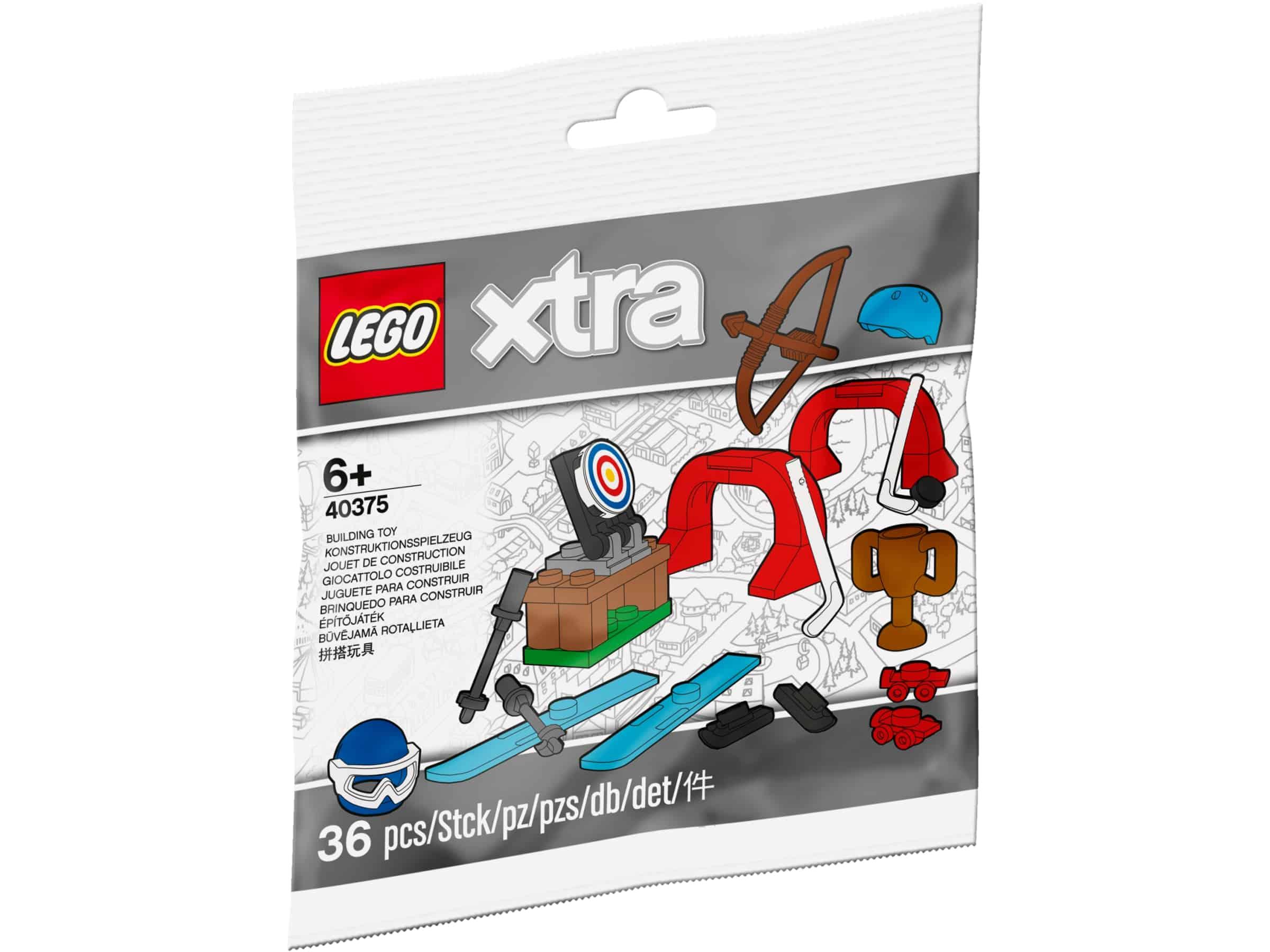 lego 40375 sportsutstyr
