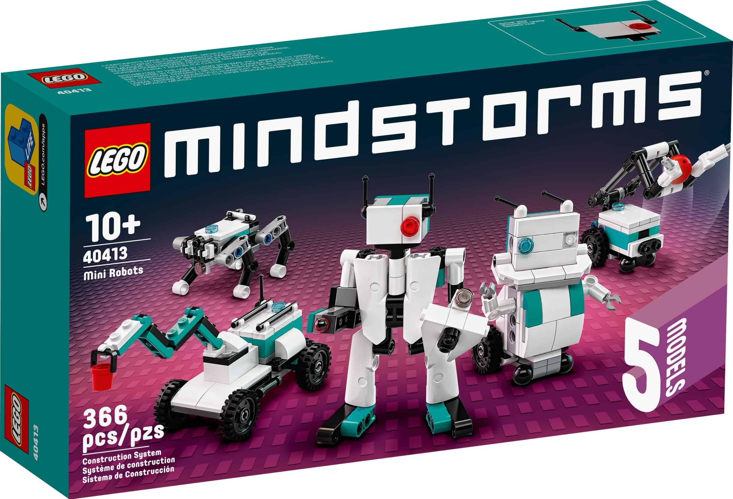lego 40413 mindstorms miniroboter