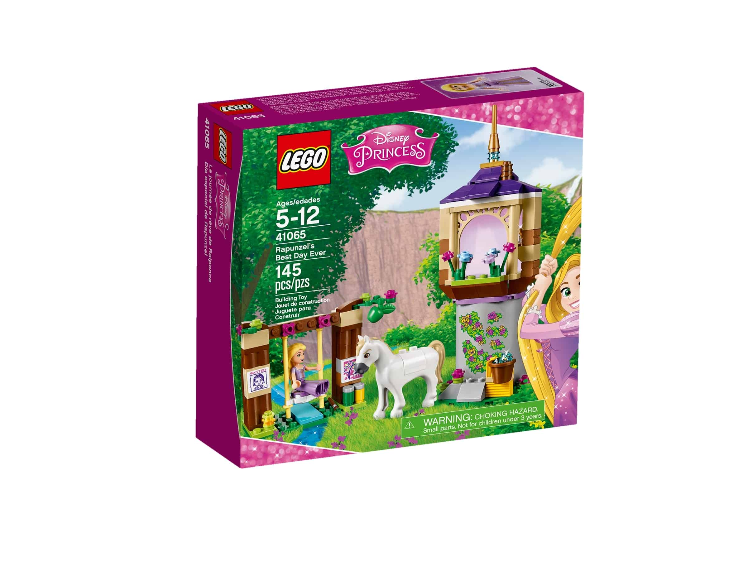 lego 41065 rapunsels beste dag