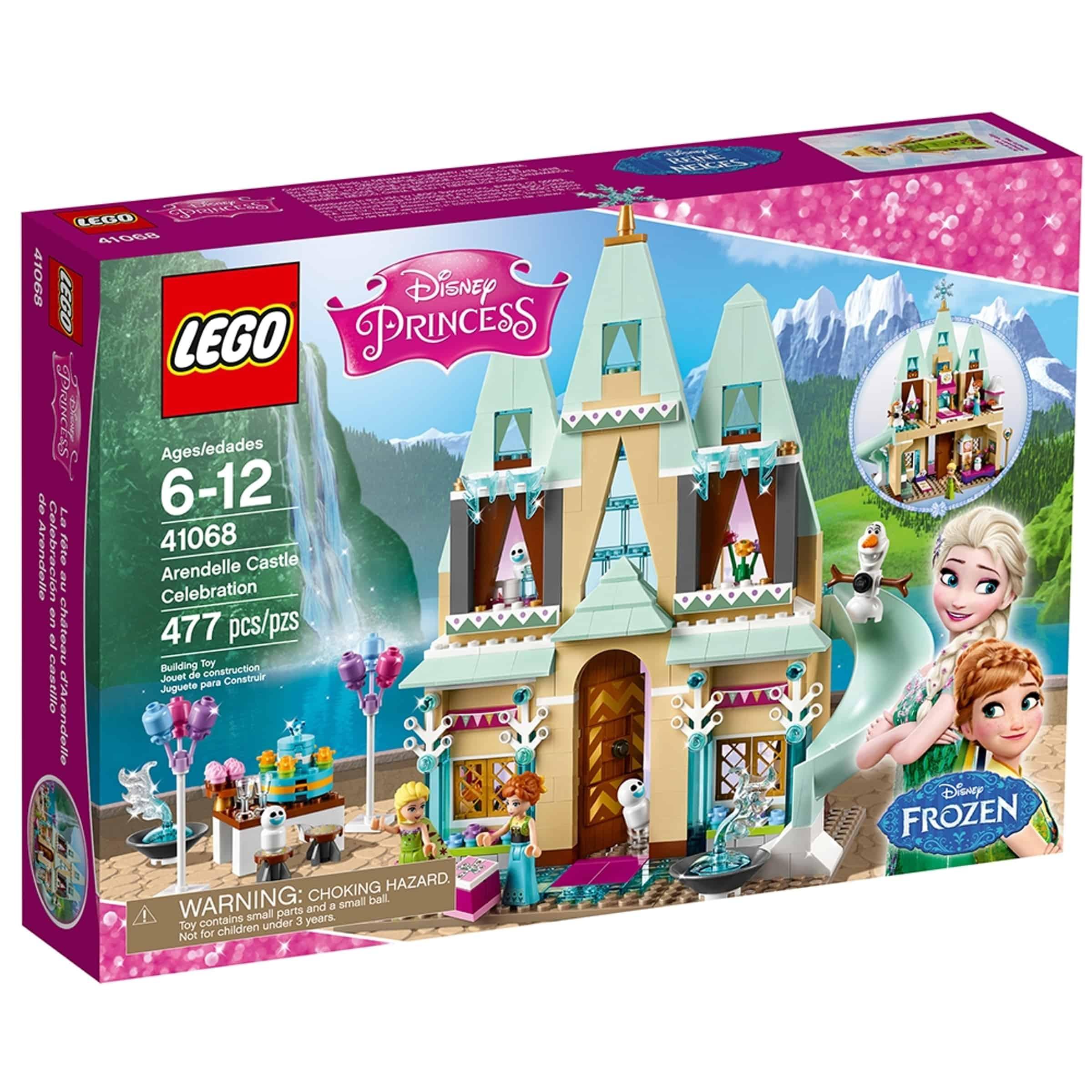 lego 41068 slottsfest i arendelle