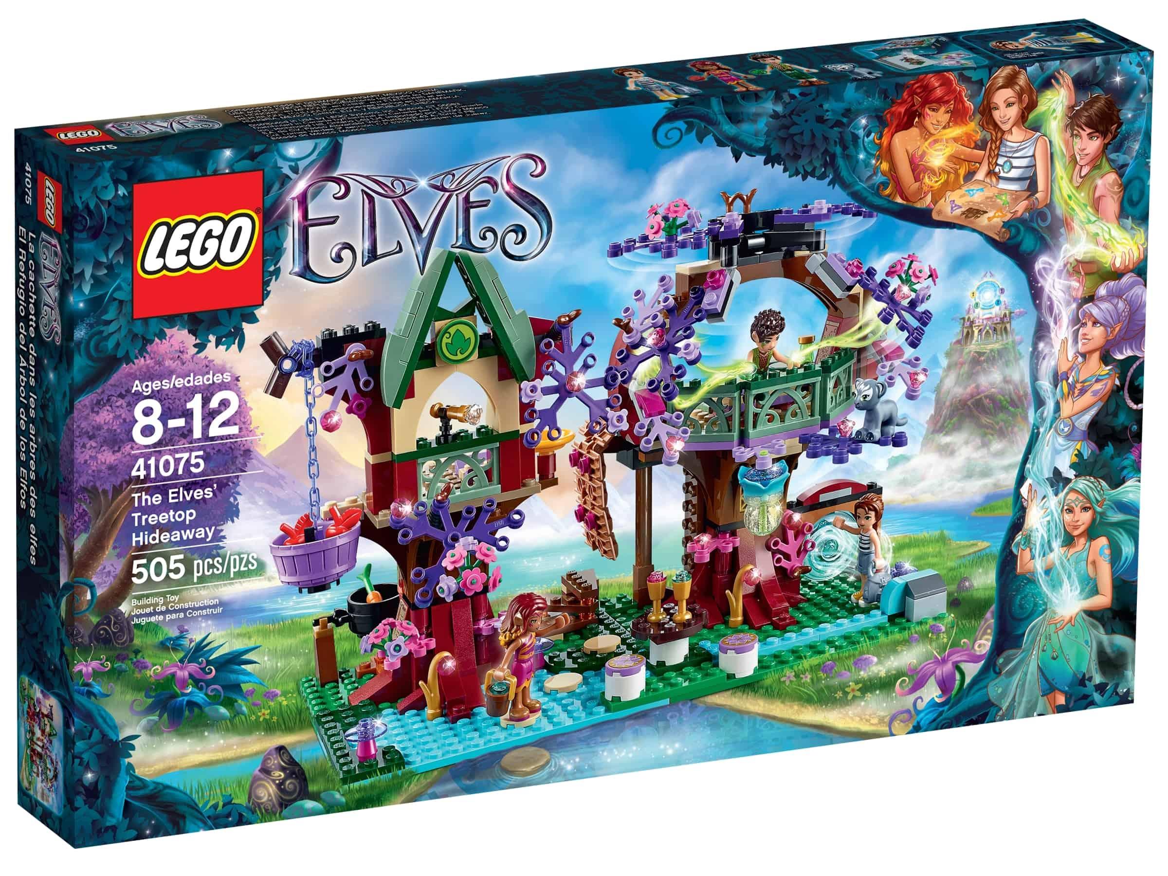 lego 41075 alvenes tretopphytter