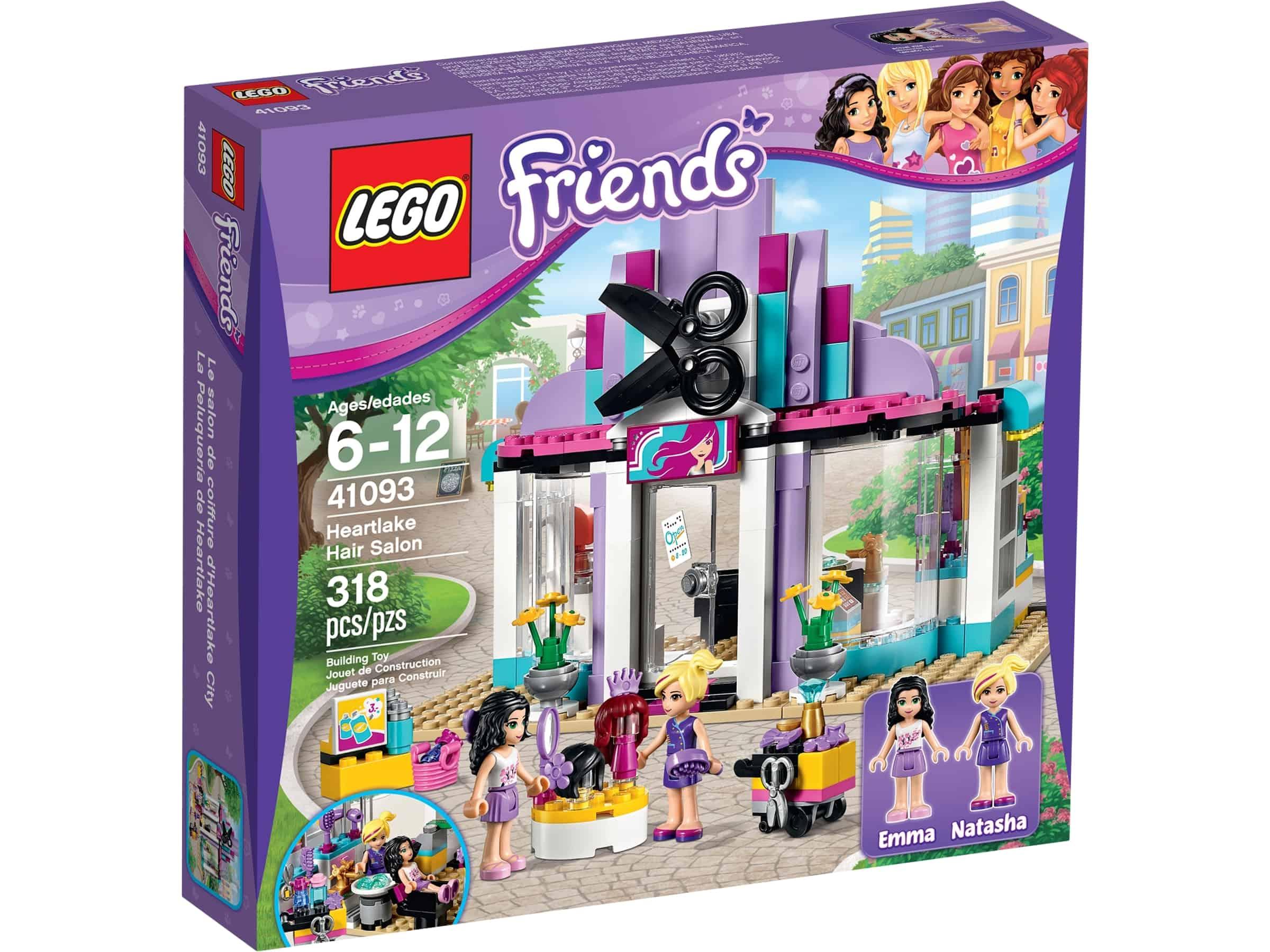 lego 41093 frisorsalongen i heartlake