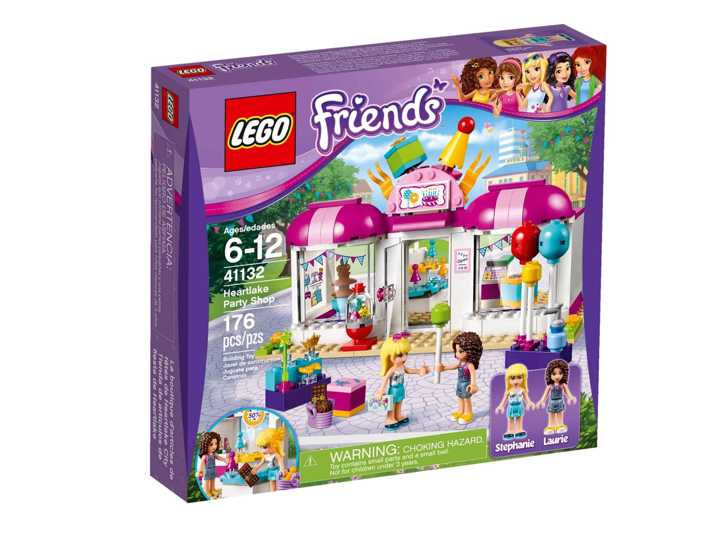 lego 41132 heartlakes festutstyrsbutikk