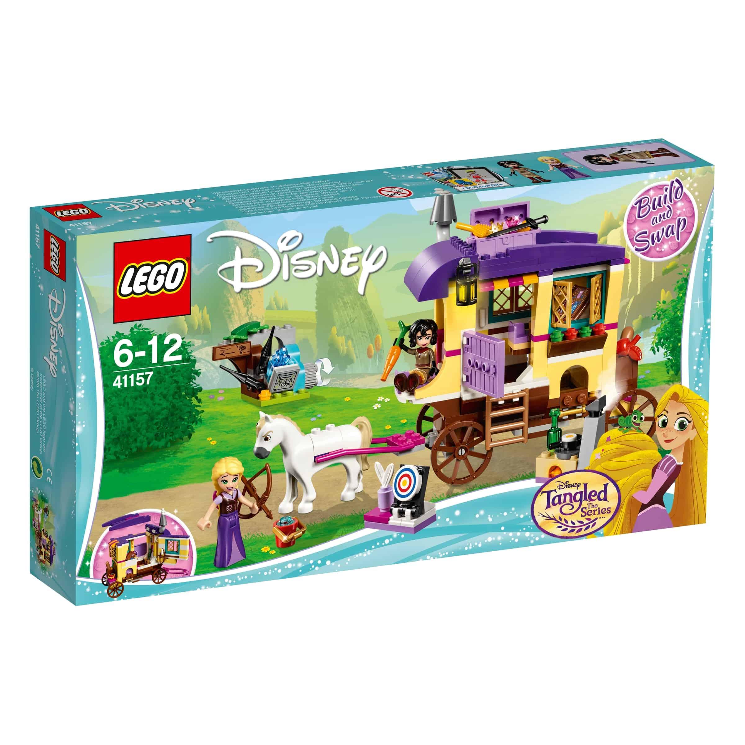 lego 41157 rapunsels hest og vogn