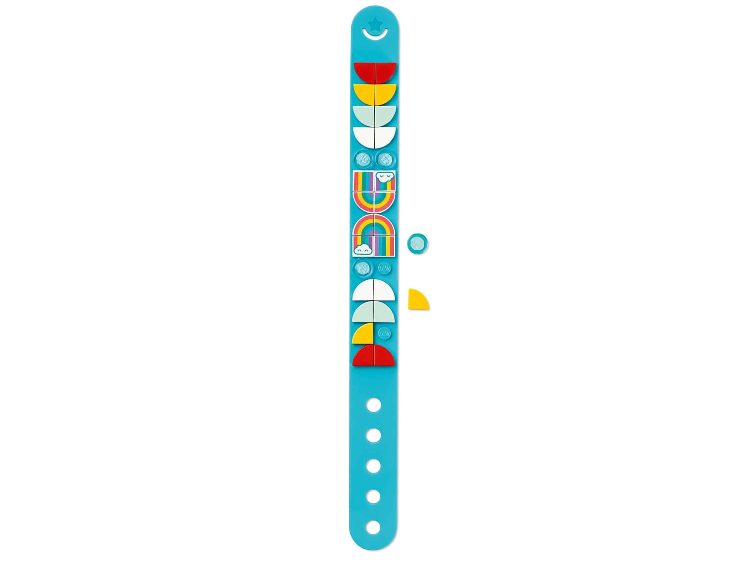 lego 41900 regnbuearmband
