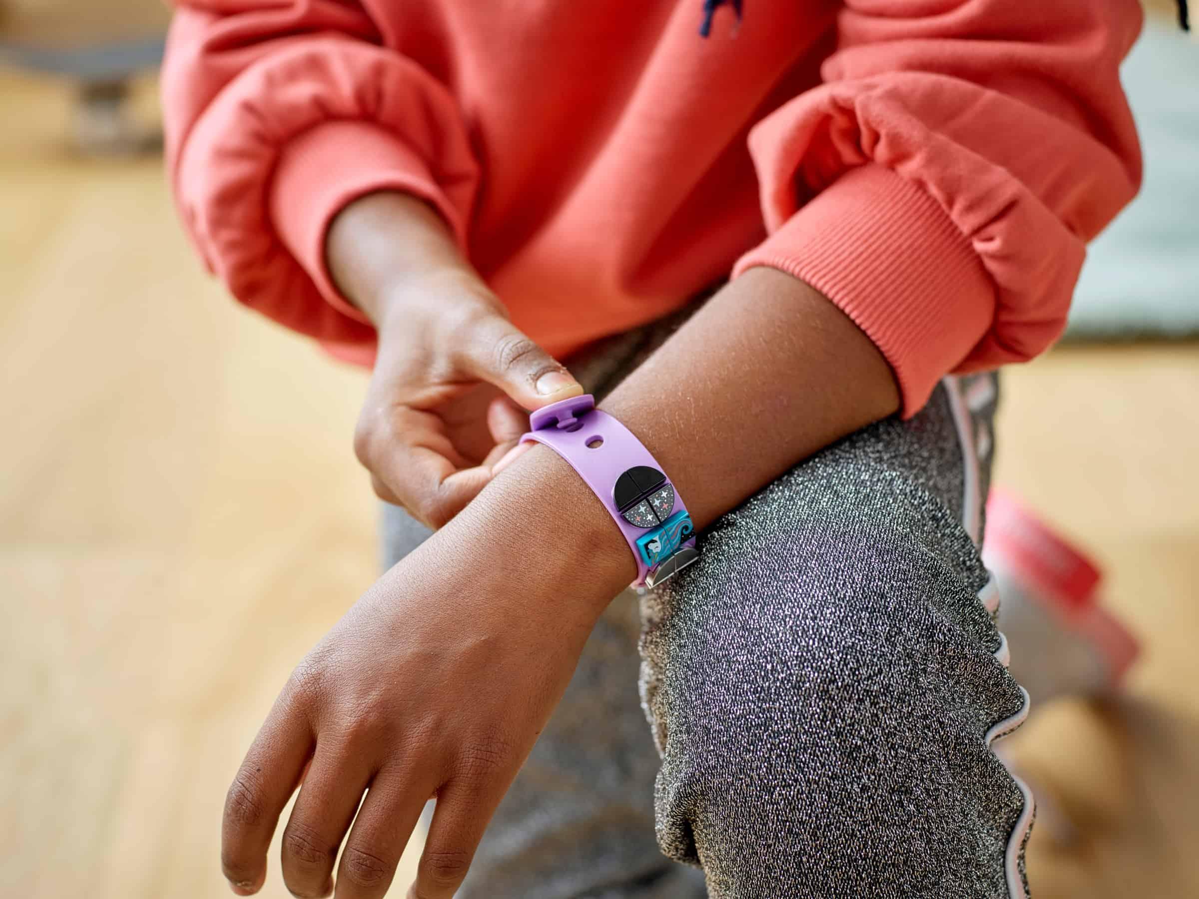 lego 41902 glitrende enhjorning armband