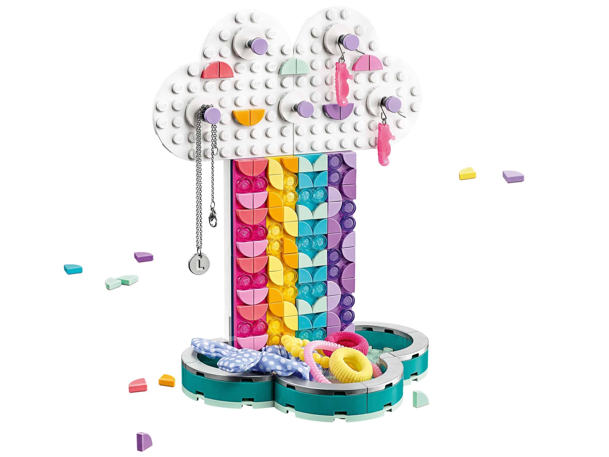 lego 41905 regnbuesmykkestativ