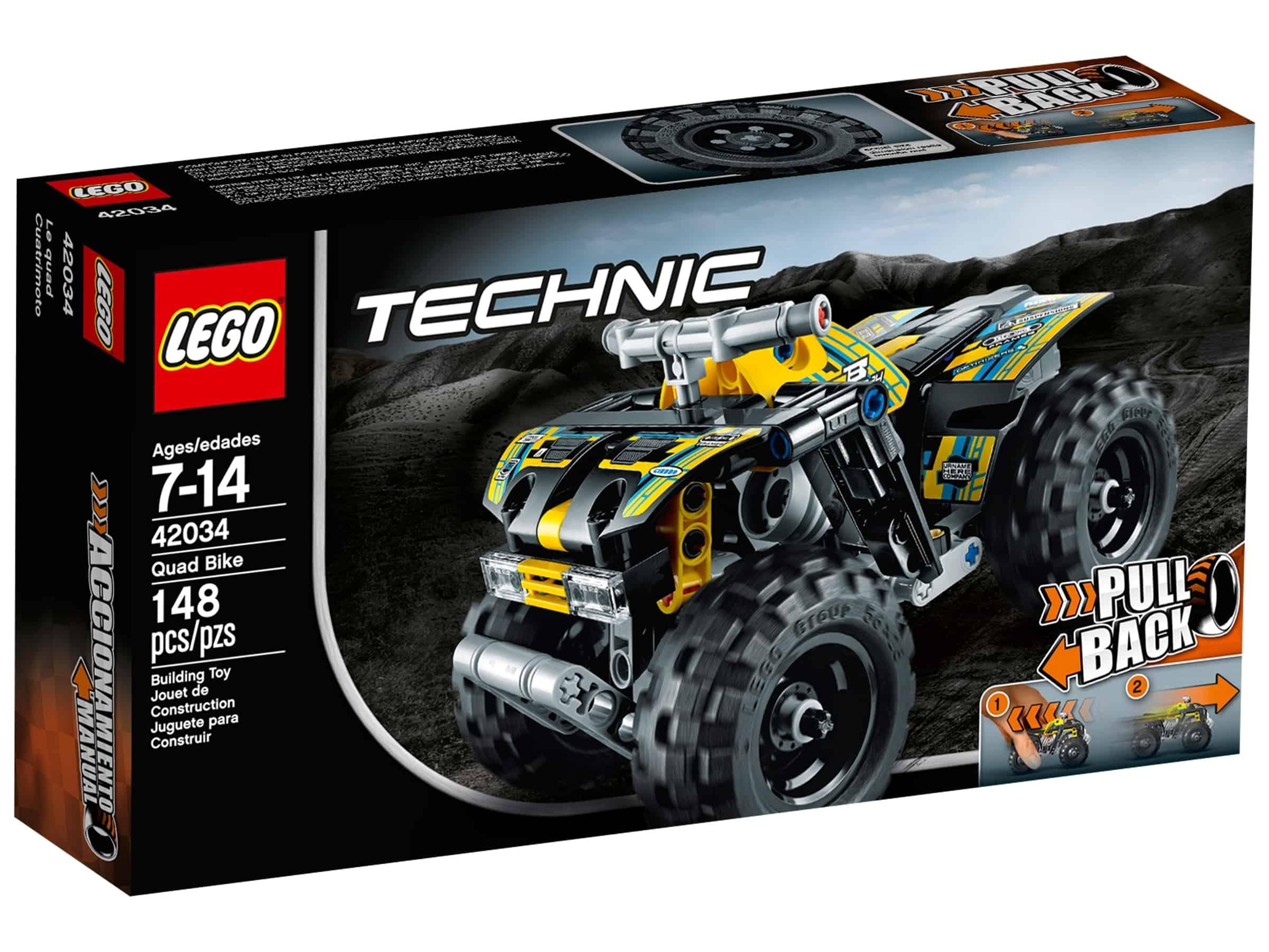 lego 42034 firehjuling