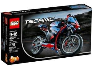 lego 42036 motorsykkel