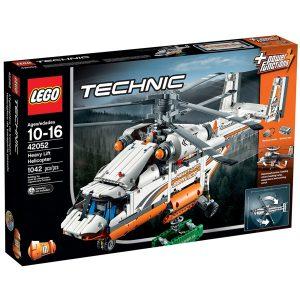 lego 42052 tungt transporthelikopter