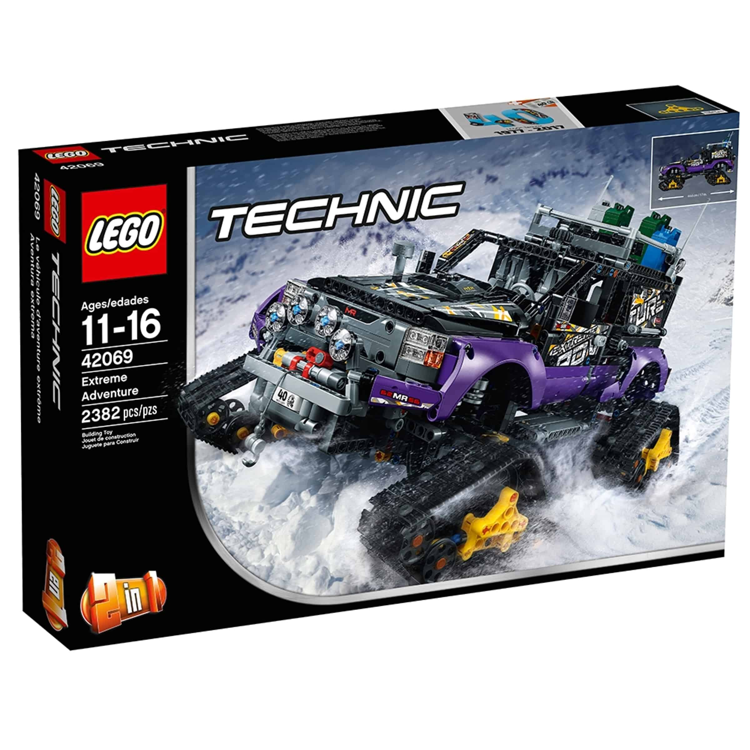 lego 42069 robust terrengkjoretoy