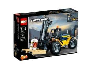 lego 42079 stor gaffeltruck