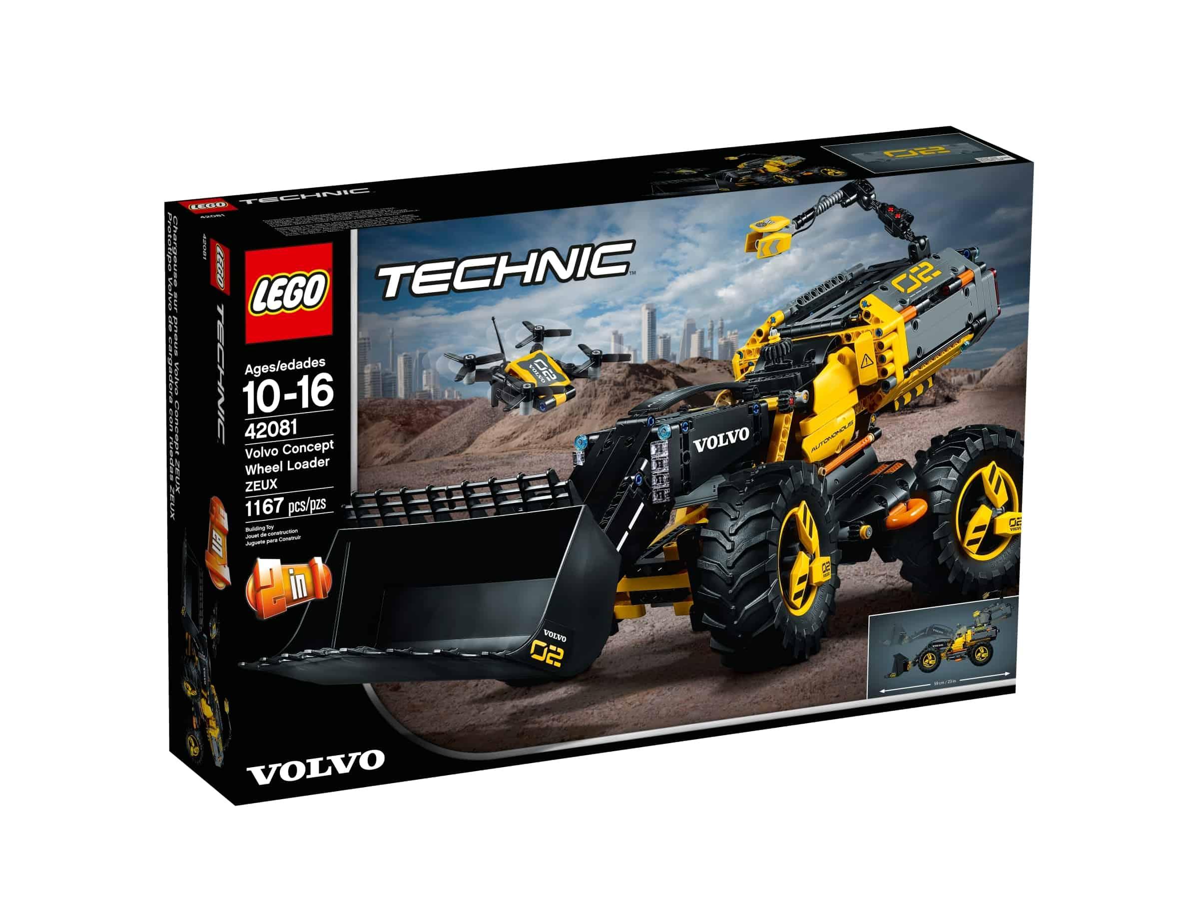 lego 42081 volvo konsepthjullaster