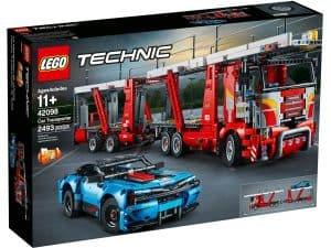 lego 42098 biltransporter